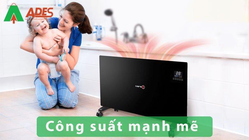 Cong suat manh me